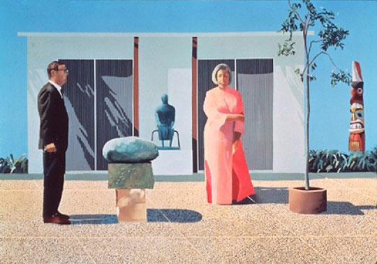 American Collectors (Fred & Marcia Weisman), 1968