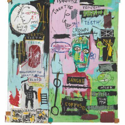 Jean-Michel Basquiat's 6 Most Interesting Paintings at Fondation Louis Vuitton