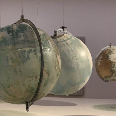 Atlas at the Musée Cantonal des Beaux Arts in Lausanne